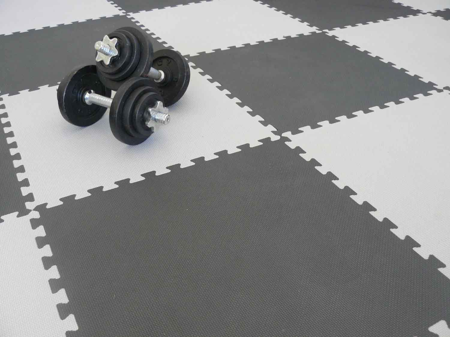 Interlocking EVA Foam Tiles