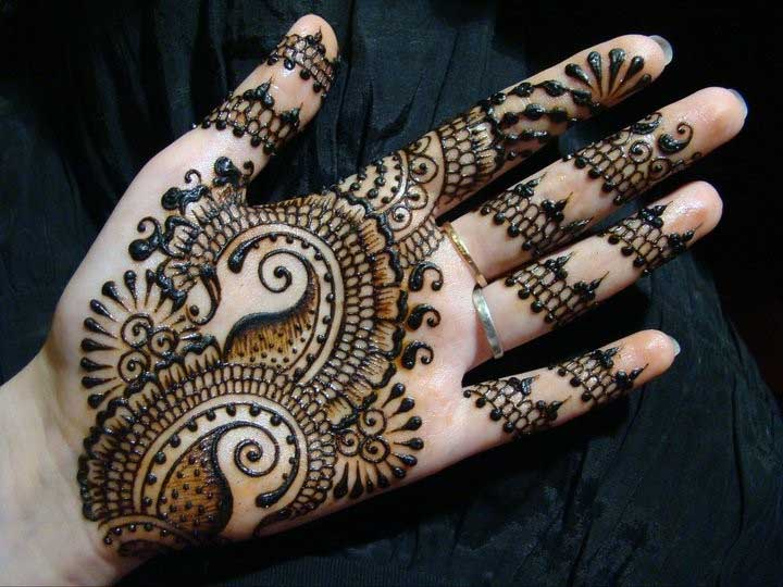 16 Top Arabic Mehndi Designs For All Occasions | Livinghours