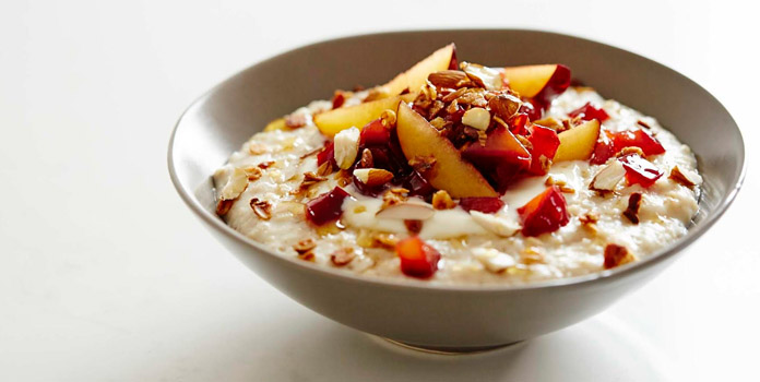 Porridge with a Difference
