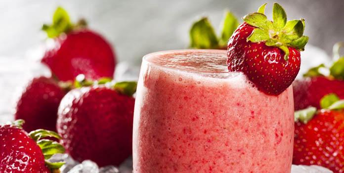 Strawberries Smoothie