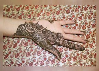 Top Arabic Mehndi Designs