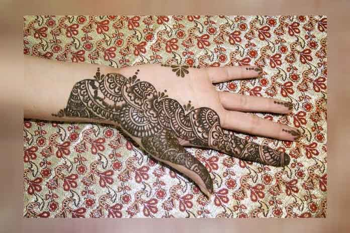 Top Arabic Mehndi Designs