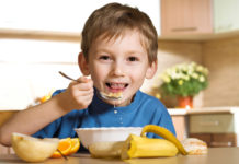 Healthy Breakfast for Kids