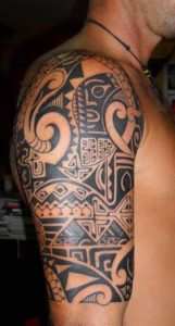 Another Celtic Tribal Tattoo