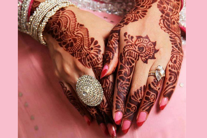 Mehndi For Bride : Arabic bridal mehndi designs to try livinghours