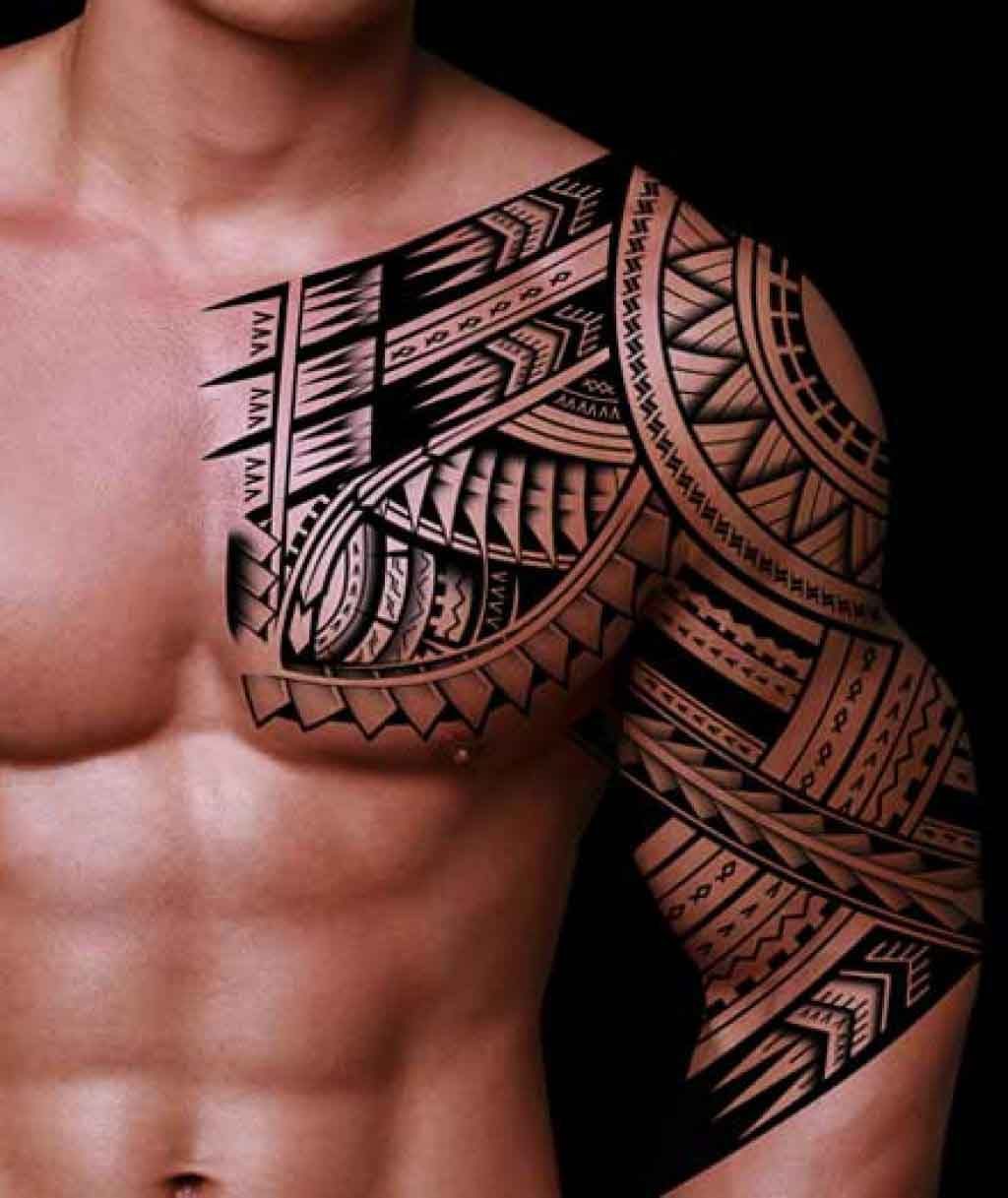 6eb6839e4 These Symbolic Tribal Tattoos Are The way To Go | LivingHours
