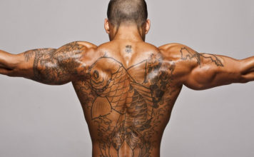 Back Tattoos