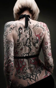 Back Tattoos for Women