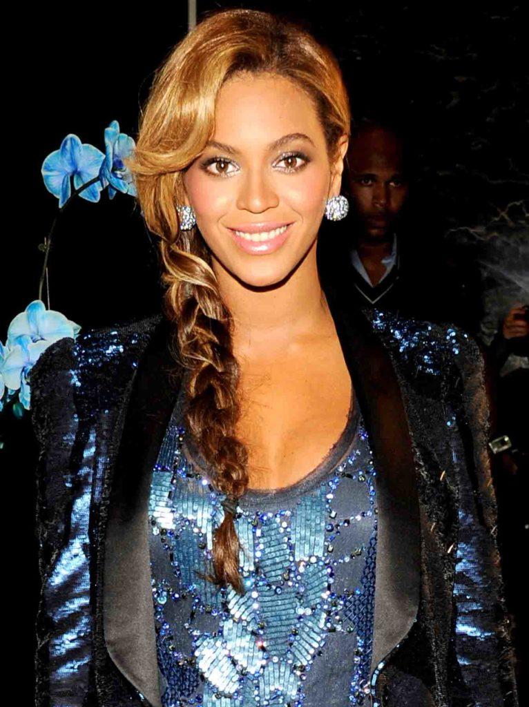 Beyoncé Braids