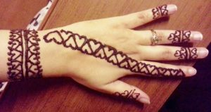 Mehndi Bracelet Designs 2016 : Simple mehndi designs that are awesome super easy to try now