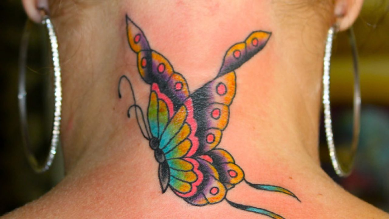 15 Butterfly Tattoos Representing Nature Beauty Livinghours