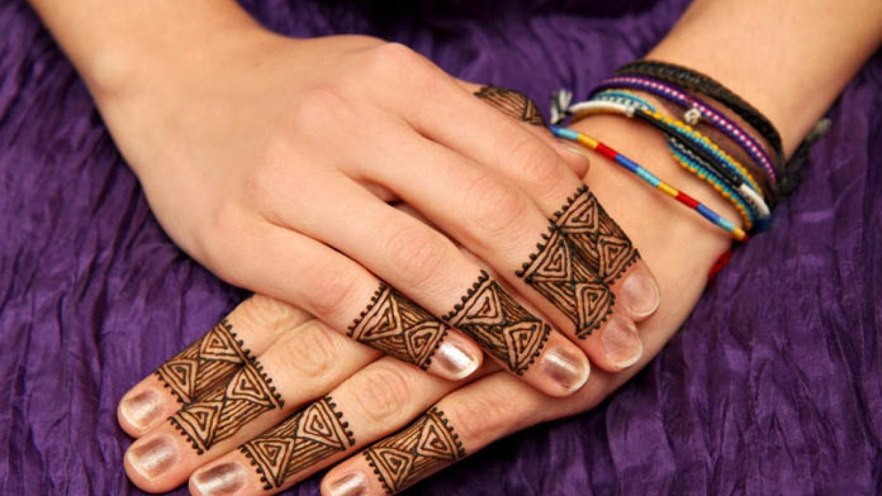 Top 15 Mehndi Designs for Fingers