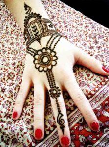 Hand Jewelry Design