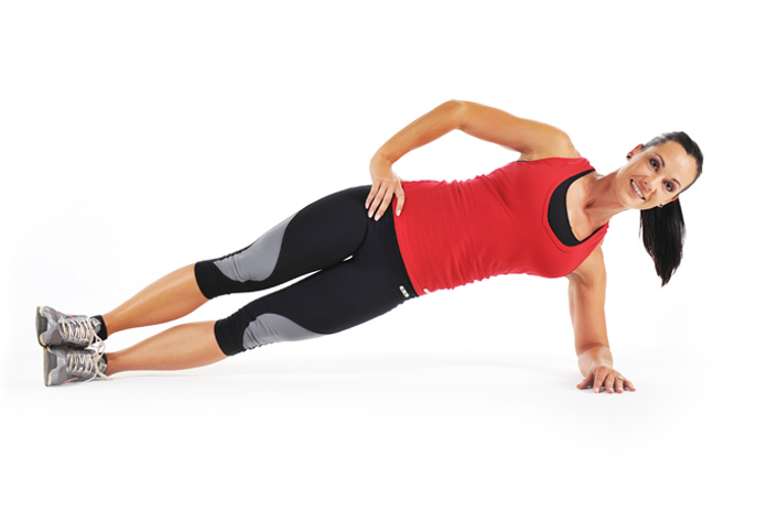 Side Plank Hold