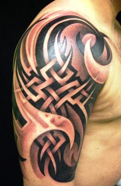 these symbolic tribal tattoos are the way to go | livinghours