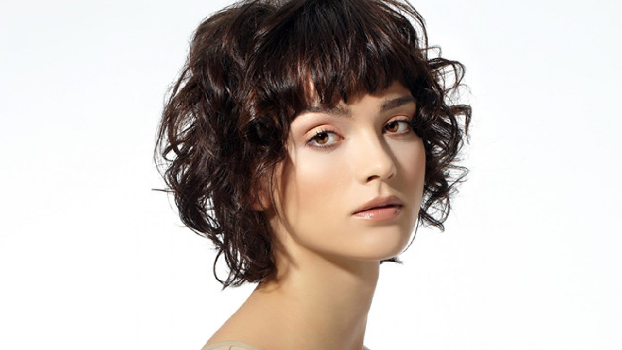 20 Short Curly Hairstyles that are Always in Vogue! | LivingHours