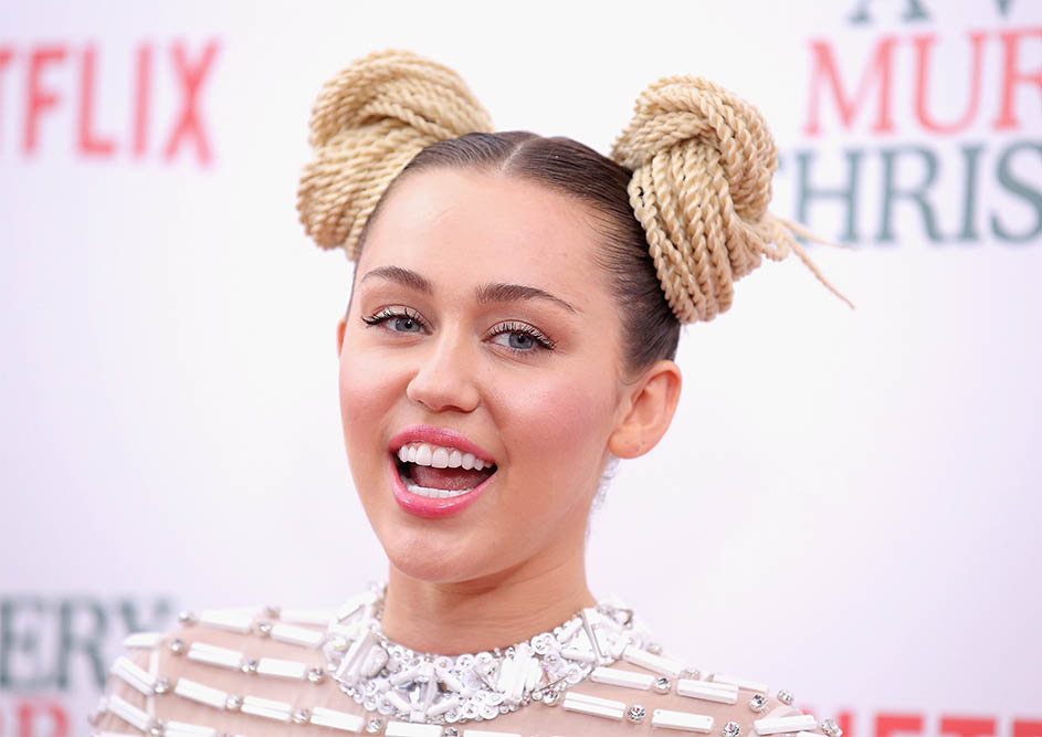 The Greatest Collection Of Miley Cyrus Hairstyles Livinghours