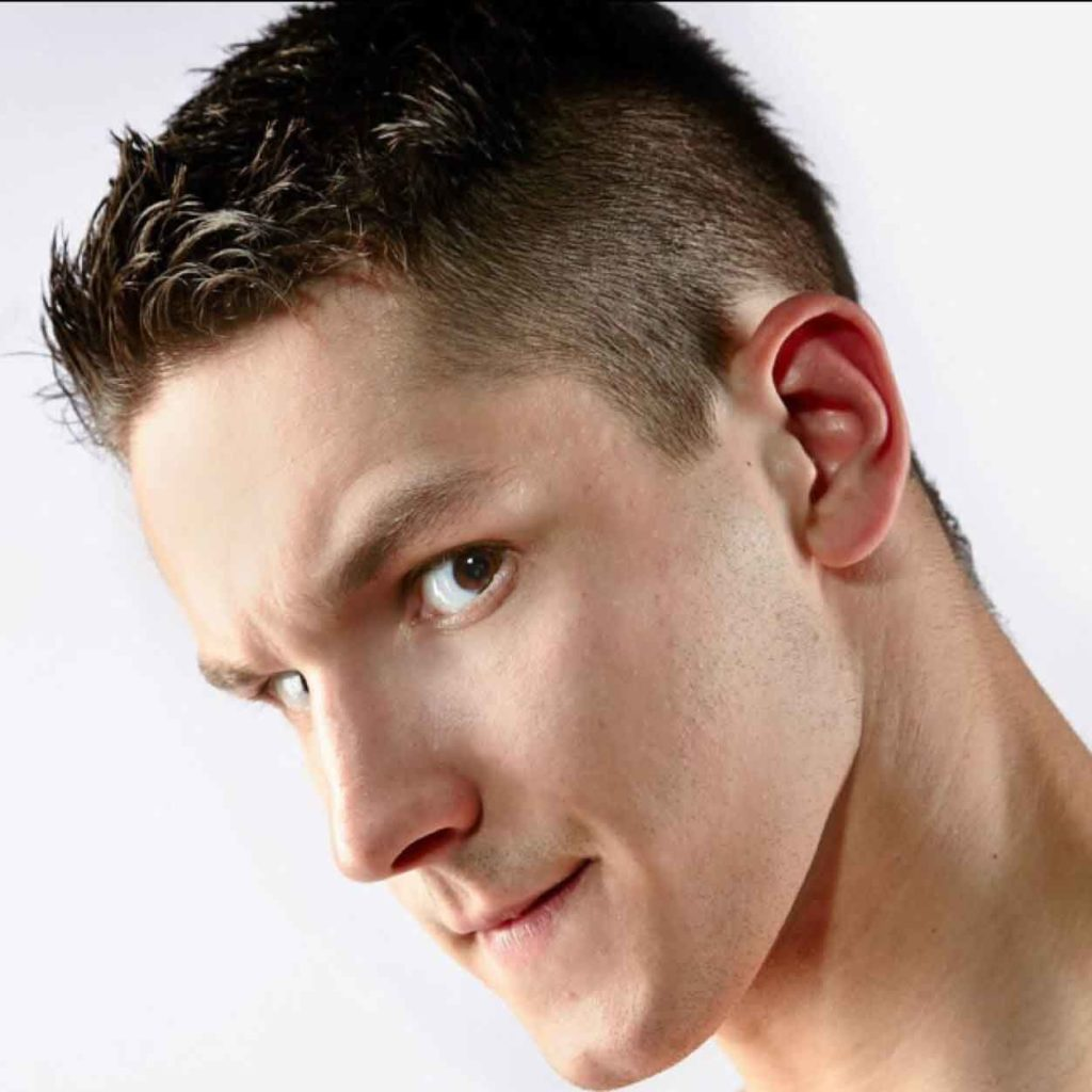 The Classic Crew Cut
