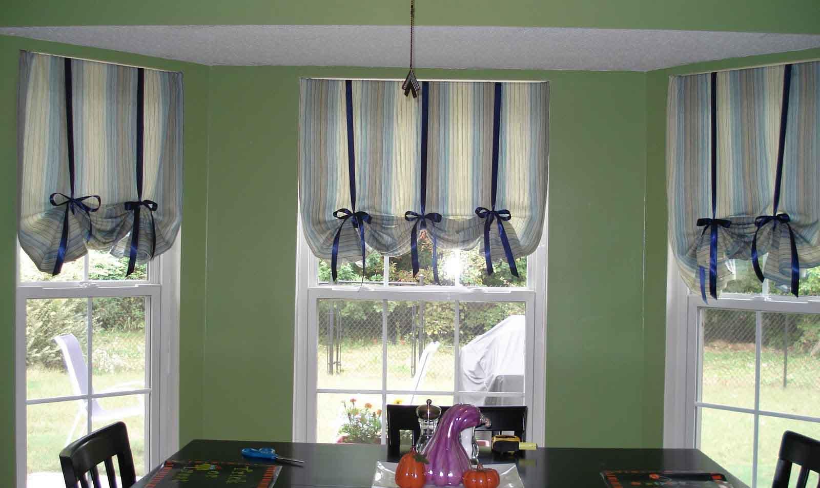 Pleasant Kitchen Curtain Ideas The Best Window Treatment Livinghours Largest Home Design Picture Inspirations Pitcheantrous