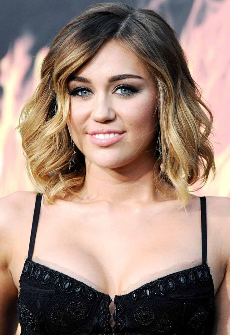 The Greatest Collection of Miley Cyrus Hairstyles