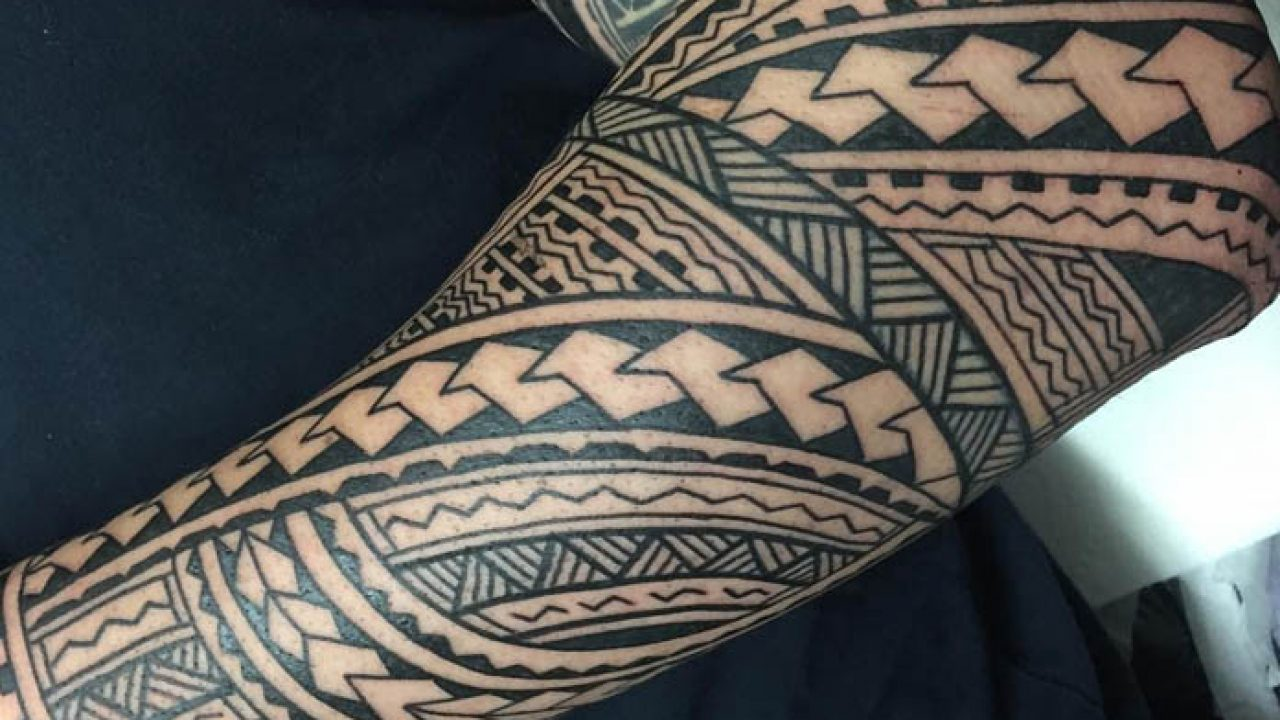 These Symbolic Tribal Tattoos Are The Way To Go Livinghours You want may have star in it, but what kind of star? these symbolic tribal tattoos are the