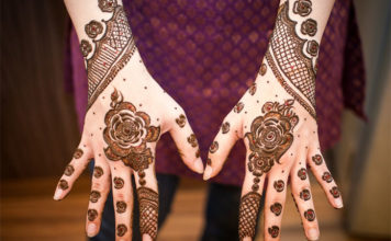 Flower Mehndi Designs For Back Hands : Gorgeous back hand mehndi designs to try livinghours