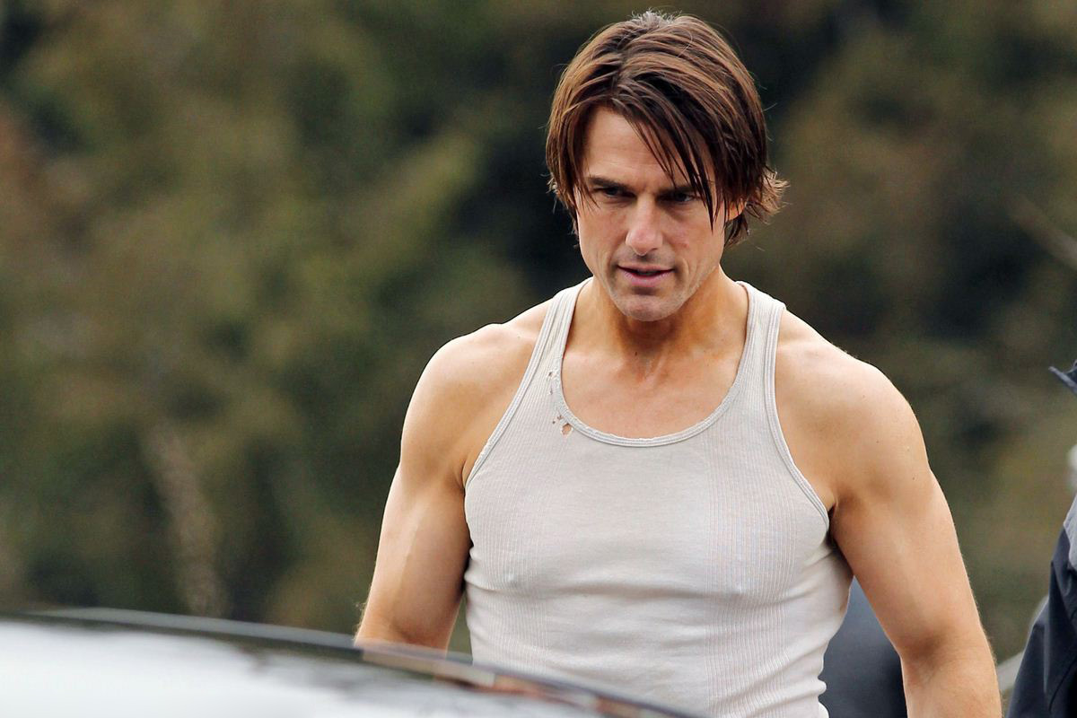 Top 10 Tom Cruise Hairstyles To Try Out | LivingHours