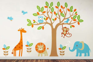 Chose the Wall Decals Smartly