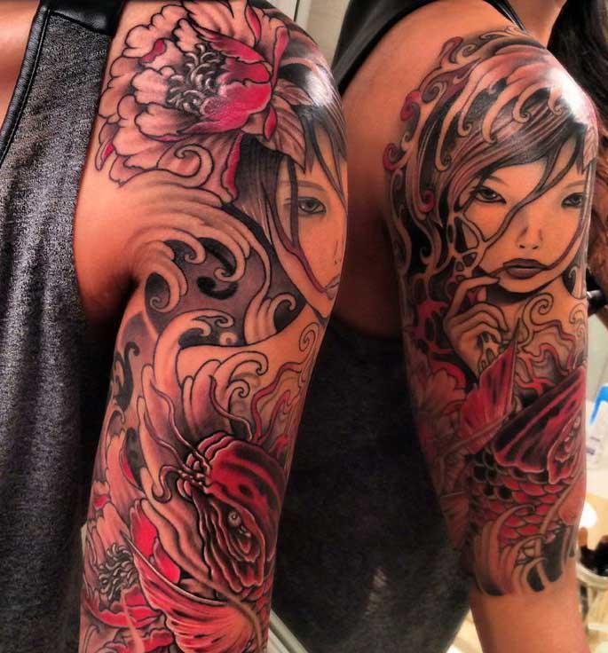 27 Cool Sleeve Tattoos Ideas Livinghours