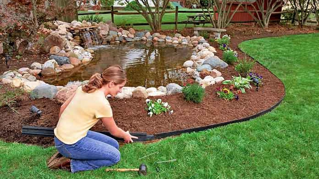 Cost Effective Garden Edging Ideas
