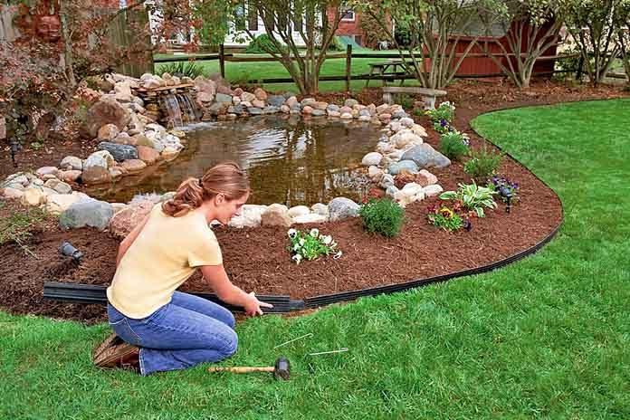 Garden Edging Ideas