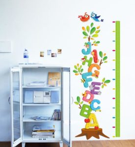 Have growth chart