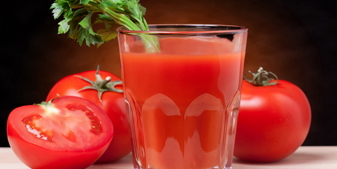 Low-Sodium Tomato Juice