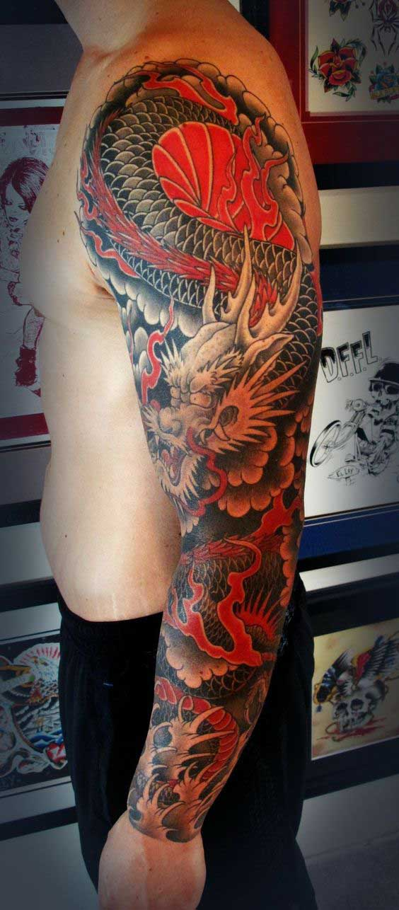 27 Cool Sleeve Tattoos Ideas Livinghours