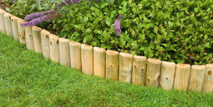 Wood-Garden-Edging