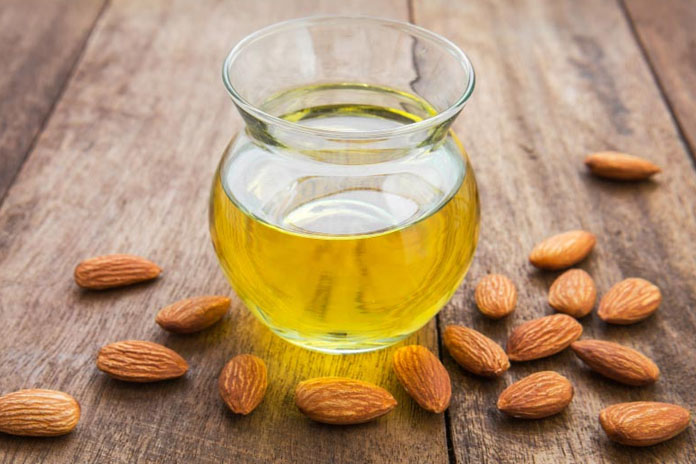 Image result for almond oil for dark circles