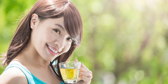 Benefits of green tea for hair
