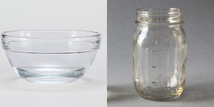 Bowl and Jar