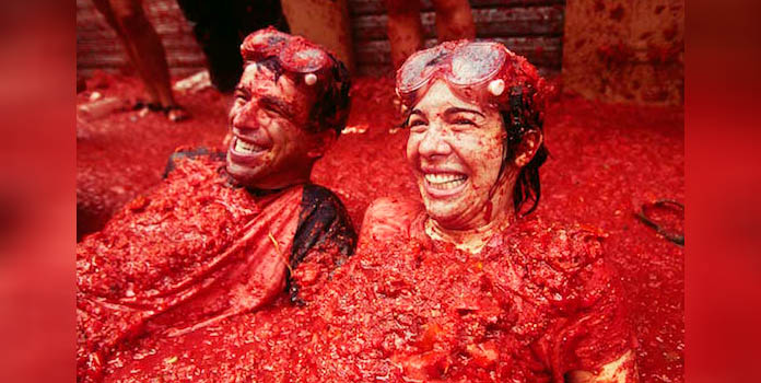 Checklist of Items for La Tomatina