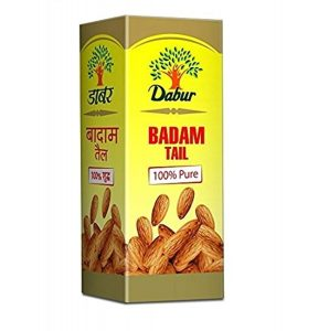 Dabur Badam tail Almond Oil for Hair