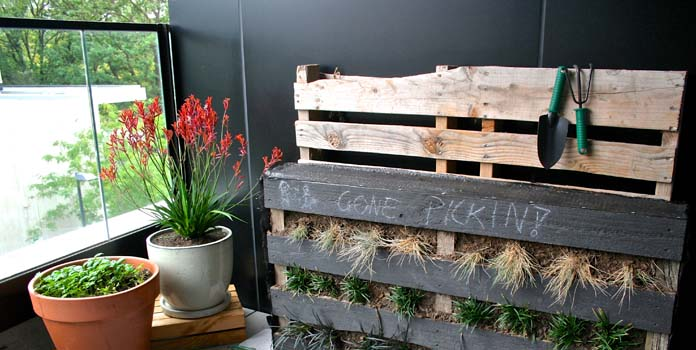 Furniture can completely transform your balcony garden