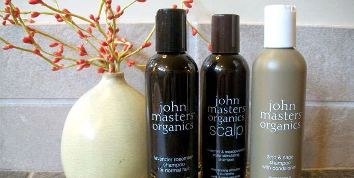 John Masters Organic Shampoos