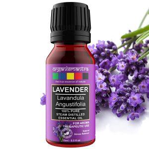 Lavender oil for potpourri