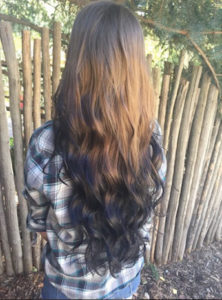 The Reverse Ombre