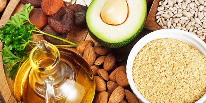 Vitamin E enriches your hair follicles