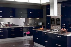 amazing aqua blue kitchen cabinets