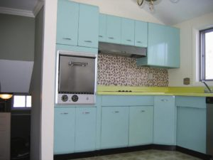 Sky Blue Kitchen Cabinets