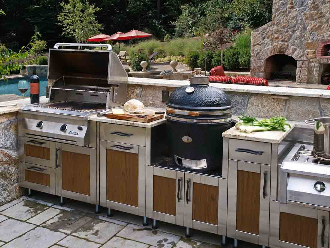 Beautiful outdoor kitchen ideas which are pure inspiration for Kitchen design 77070