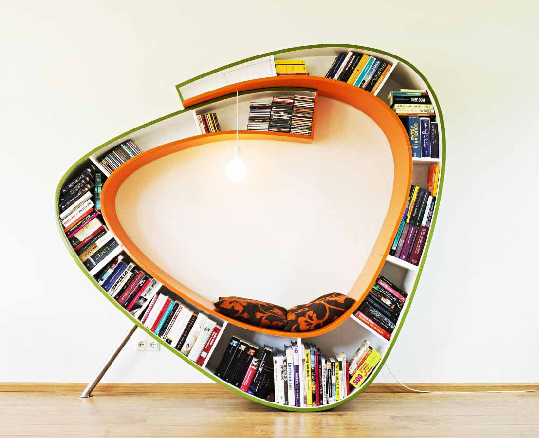 Unique Bookshelf 20 Amazingly Unique Bookshelves That Will Blow Your Mind  Livinghours