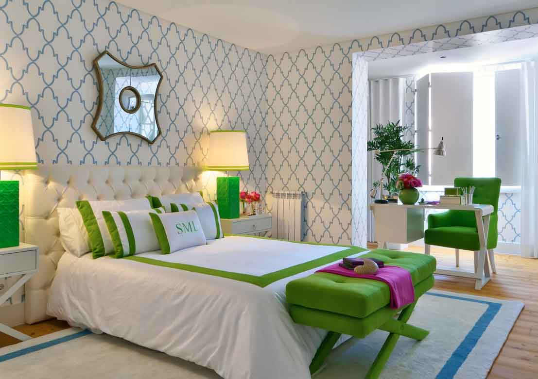 100 cute bedroom wallpaper decorating bedrooms with white w
